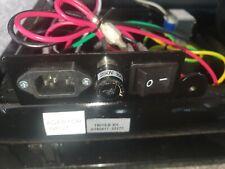 Treadmill Reebok GT40s power socket input rocker switch fuse holder  8amp fuse