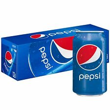 Pepsi Cola 12 oz cans  (12 pack)