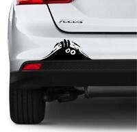 SCARY MONSTER PEEPER Funny Car Van Bumper Window Vinyl Decal Sticker LapTop
