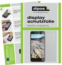 2x Gigaset GS170 Schutzfolie matt Displayschutzfolie Folie Display Schutz dipos