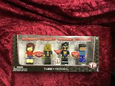 Tube Heroes Deluxe Gaming Pack Brand New
