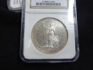 Great Britain, British Trade Dollar 1899 (B) MS63