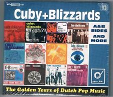 Cuby & the Blizzards - The Golden Years Of Dutch Pop Music / D'CD Neuware