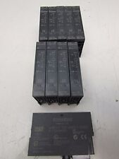 LOT OF 10QTY SIEMENS DIGITAL OUTPUT MODULES 6ES7 132-4BB01-0AB0 XLNT USED M/O !!