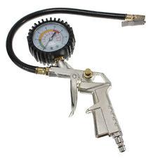 Gonfleur Compresseur Manomètre D\'Air Pneu Pression Gauge Dial Piston