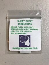 X-RAY MARKER PUTTY radiology xray markers bucky stick em MYM **NO MORE TAPE**