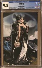 "Batman #50 J. Scott Campbell Edition F SDCC Virgin ""Wedding"" Exclusive CGC 9.8"
