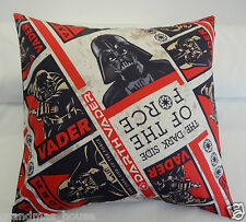 Darth Vader - The Force Awakens - Star Wars Cushion - 40x40cm Cotton
