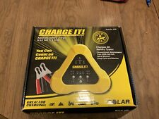 Charge It by Solar 12V Automatic Battery Charger Model# 4512 - Open Box