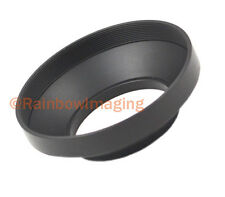 37mm Metal Wide Lens Hood for Olympus M. Zuiko Digital 14-42mm f/3.5-5.6 II R