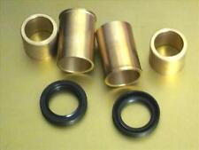 BSA fork bushing set with seals A65 A50 and singles B40 B25 kit 29-5347 65-5424
