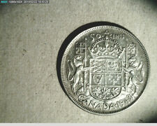 1943 Canada Half, .3000 oz  Silver, High Grade   (Can-294)