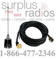 Uhf Antenna Kit 3dbd 450 470mhz Motorola Mobile Xpr4350 Cdm1250 Pm400 Cm200