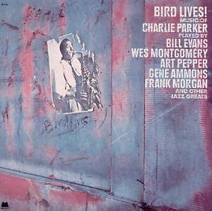BIRD LIVES!-Pepper/Ammons/Montgomery/Moody/Morgan-New Sealed Milestone Cassette