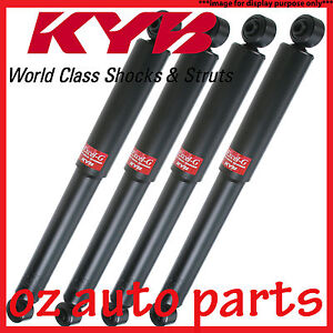 HOLDEN HQ HJ HX HZ & WB UTE OR VAN 72-85 FRONT & REAR KYB SHOCK ABSORBERS