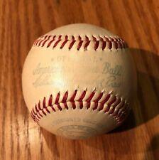 1948-50 Official Reach William Harridge American League Baseball