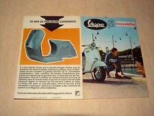 Prospectus Scooter VESPA 125 cc brochure prospekt