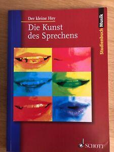 """TB: """"Der kleine Hey""""  - die Kunst des Sprechens"""