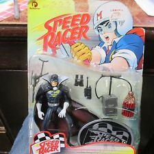 Captain Terror Speed Racer Series 1 Action Figure 1999 ReSaurus