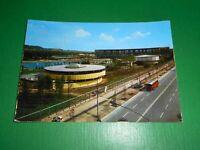 Cartolina Torino Esposizione Italia '61 - Panorama dei Palazzi dell' Esposizione