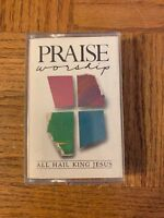 Praise Worship All Hail King Jesus Cassette