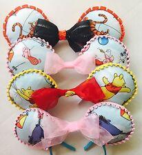 Handmade Disney Winnie The Pooh and Friends Inspired Minnie Ears