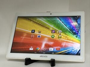 "O146 Archos 101b Platinum - 10"" Inch - 8gb - White - Android Tablet - Very Nice"