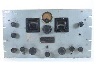 The Hammarlund WWII Radio Receiver BC-779-B Signal Corps 100-400kc, 2.5-20mc