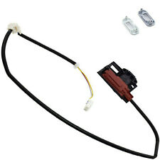 Lid Lock Latch Switch Assembly fits Whirlpool WTW4700-WTW4950 Washer Models