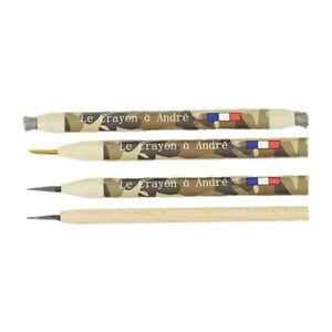 Le Crayon a Andre - Andre's Pencils -  Ancient Artefact restoration equipment