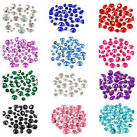 6000 Mixed Wedding Decoration Scatter Table Crystals Diamonds Acrylic Confe P9E6