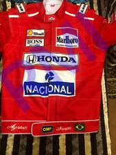 F1 Ayrton Senna printed jacket Go Kart/Karting Race/Racing Jacket