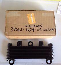 KAWASAKI OEM OIL COOLER 1985-1987 ZX600 NINJA 39061-1074 NEW