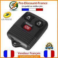 Clé Coque Pour Ford Télécommande 3 Boutons Mondeo Explorer Transit F350 F250