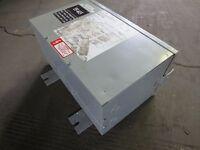Eaton Cutler Hammer Y48G37T03A Dry Type Transformer 3 Kva,  480V, 3Ph Y03018