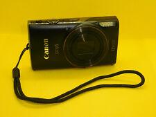 CANON IXUS 285 HS de color negro