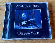 AXEL RUDI PELL The Ballads II  -  CD