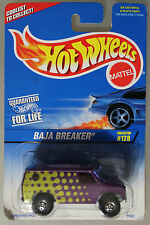 Hot Wheels 1:64 Scale 1997 Series BAJA BREAKER (PURPLE)