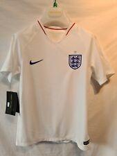Kids England Football Shirt 2018 Size Xl