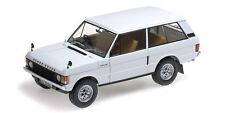 ALMOST REAL MODELS - RANGE ROVER CIRCA 1970 WHITE 1:43 SCALE.