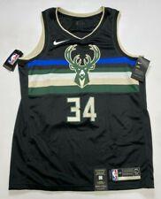 Milwaukee Bucks Official Nike Mens NBA Swingman Jersey - ANTETOKOUNMPO 34