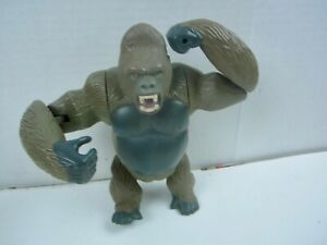 "Vintage Burroughs and Disney King Kong action figure 6"" Moveable arms"