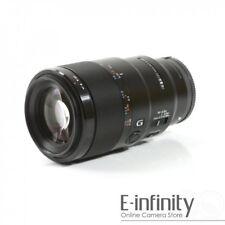 NEW Sony FE 90mm f/2.8 Macro G OSS Lens F2.8 E-Mount SEL90M28G