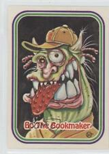 1988 Donruss Awesome! All-Stars #50.2 Bo The Bookmaker Non-Sports Card 0g3