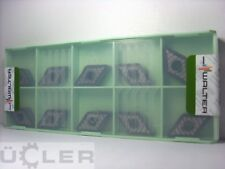 10x Walter DNMG 150612-mp3 WPP10S Indexable Inserts Carbide Inserts
