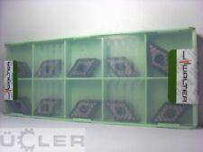 10X WALTER DNMG 150612-MP3 WPP10S WENDESCHNEIDPLATTEN CARBIDE INSERTS