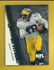 Amani Toomer RC 1996 Skybox Impact More Attitude Rookie Insert # 20 Giants NFL