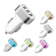 3 USB Port KFZ Auto LKW Autoladekabel Ladegerät Charger Adapter | PKW | LKW