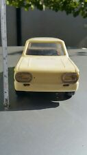 VINTAGE ZAZ 1967 ZAPOROZETS ЗАЗ-968 TOY CAR BATTERY OPERATED USSR RUSSIA CCCP