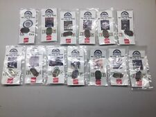 Souvenir Lapel Hat Complete Pin Set 1-13 Colorado Rockies Baseball 1993 CocaCola